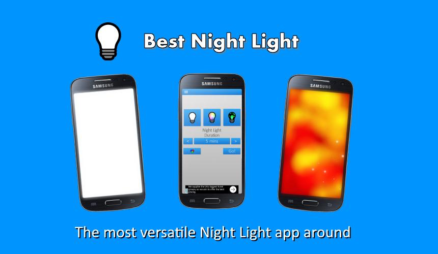 Best Night Light - The most versatile night light app around